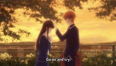 Fruits Basket Kyo, Kyo And Tohru, Animes To Watch, Popular Tv Series, Couple Illustration, Anime Couples Drawings, Anime Screenshots, Slice Of Life, Animation Film