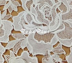 Victorian Lace, Antique Lace, African Textiles, African Fabric, Irish Crochet, Crochet Motif, Gold Lace Fabric, Needle Lace, Lace Making