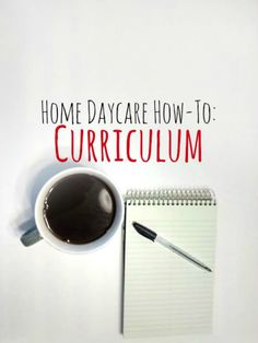 Why would you want to invest in a curriculum for your home daycare? Well, let me see ... - Circle/learning/craft time will fill about an hour of your day -- it's a great way to keep the kiddos eng...