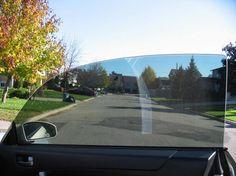Суммы штрафов за тонировку стекол автомобиля повышены не будут