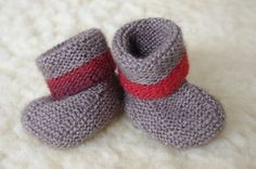 seamless stay on baby booties