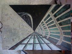 Scalvamento_03  One of three Calatrava bridges in Scalvamento (Italy)