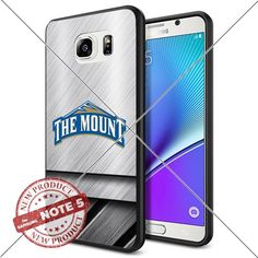 NEW Mount St. Mary's Mountaineers Logo NCAA #1342 Samsung Note 5 Black Case Smartphone Case Cover Collector TPU Rubber original by ILHAN [Metal BG] ILHAN http://www.amazon.com/dp/B0188GQ3DU/ref=cm_sw_r_pi_dp_snhMwb050CQ3C