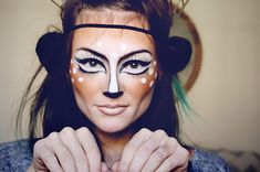 21-easy-hair-and-makeup-ideas-for-halloween-1-26524-1380921170-7_big.jpg (355×236)