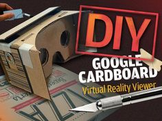 DIY: Build your own Google Cardboard VR viewer http://www.computerworld.com/article/2881175/diy-build-your-own-google-cardboard-vr-viewer.html#slide1