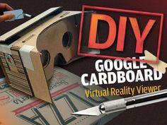 DIY: Build your own Google Cardboard VR viewer http://www.computerworld.com/article/2881175/diy-build-your-own-google-cardboard-vr-viewer.html#slide1