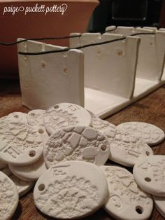 How to make kiln stand for beads, pendants, or ornaments WHEN  YOU WANT TO GLAZE BOTH SIDES