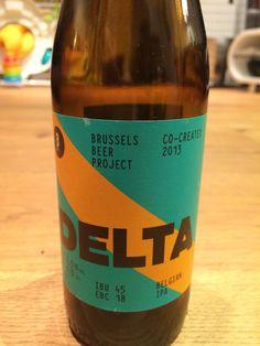 Brussels Beer Project Delta Belgian IPA 6.5%, Brussels, Belgium,  Provided by BeerBods