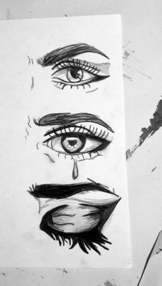 Eyes sometimes show emotion just when we least want them to.