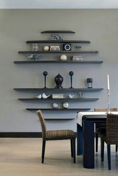 50 best diy interior wood projects design ideas for home - DIY Wohnen Diy Interior, Interior Decorating, Kitchen Interior, Modern Interior, Decorating Ideas, Stylish Interior, Hallway Decorating, Room Interior, Diy Furniture