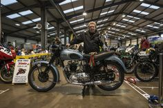 Classic Bike Show Delivers a Happy New Year - http://motorcycleindustry.co.uk/classic-bike-show-delivers-happy-new-year/ - classic bike show
