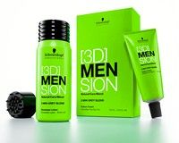 3DMenSion Men's Hair care Product from Schwarzkopf #HairCareforMen