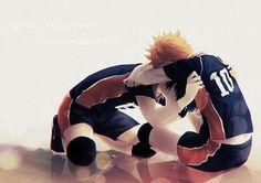 dOnT CRY MY CHILDRE N • Credit: ????? • Anime: Haikyuu • • • #Hinata…