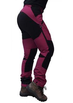 Nordwand Pro Pants, Women's Cranberry