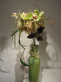 florales Objekt Design:Hansjörg Renner Blumen Renner Lörrach