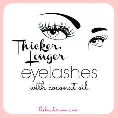 how+to+get+thicker+longer+eyelashes.jpg 1,600×1,600 pixels