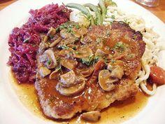 Chicken Fried Steak for Oktoberfest http://squarepennies.blogspot.com/2012/10/oktoberfest-recipes.html