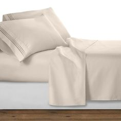 4pc Bed Sheet Set - soft, comfortable and beautifully designed