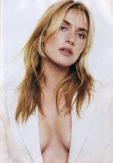 Kate Winslet because she is british and sexy as hell