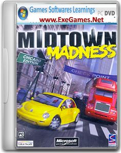 Midtown Madness 1 Free Download PC Game Full Version |Exe Games