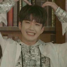 Gummy Smile of Ha Yoonbin✨ You Are My Treasure, Happy Pills, Cha Eun Woo, Treasure Boxes, Going Crazy, Boy Groups, Fangirl, Kpop, Wattpad
