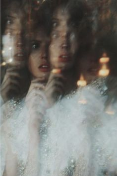 opaqueglitter:  Lurve,Fall/Winter 2013, Ruby Aldridge byFanny Latour-Lambert.