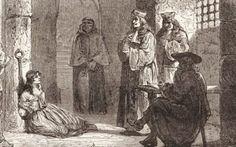Le streghe di Soraggio.Un processo di stregoneria (dai clamorosi risvolti) del 1607 Cronaca di un processo di stregoneria del 1607 a Villa Soraggio (comune di Sillano). Tutto cominciò in un inizio estate di oltre 400 anni fa quando il rettore di Villa Soraggio si reca dal Padre Inqu #garfagnana #streghe #inquisizione #modena