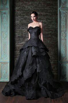 Rami Kadi Haute Couture F/W 2013-14