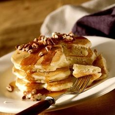 Banana Pancakes by Cooking Light. MyRecipes recommends that you make this Banana Pancakes recipe from Cooking Light