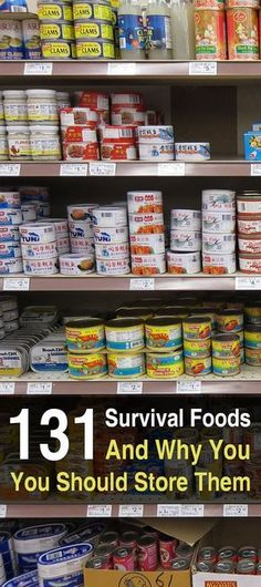 The Internet is littered with lists of food and supplies, but this isn't just another list of survival foods–it's also a guide. The Internet is littered with lists of food and supplies, but this isn't just another list of survival foods–it's also a guide. Survival Items, Survival Supplies, Survival Equipment, Urban Survival, Survival Gear, Survival Hacks, Survival Quotes, Survival Weapons, Survival Stuff