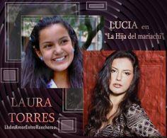 Lucía en La Hija del Mariachi