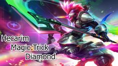 Diamond Hecarim QUALITY montage! https://www.youtube.com/watch?v=6aVfDwG4OX0 #games #LeagueOfLegends #esports #lol #riot #Worlds #gaming