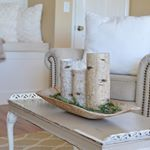 Hey peeps Over on the blog today Im talking about my best tips  tricks for transitioning from Christmas to winter decor I had this birch hurricane set on our coffee table for Christmas but with just a few simple changes I made it work for winter Come on over to the blog to see all my tips littlevintagenestcomlink in my profile winterdecor modernfarmhouse httpliketkitpZb liketoknowit liketkit