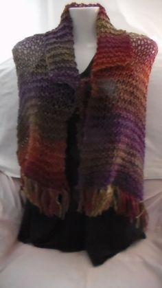This is from a different angle for this Scarf that I have made to sell