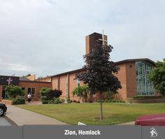 Zion Lutheran Church in Hemlock, Michigan