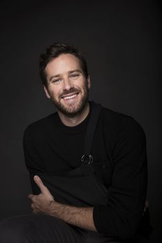 """Armie Hammer poses for a portrait to promote the film, """"Call Me By Your Name"""", at the Music Lodge during the Sundance Film Festival 2017 (Photo by Taylor Jewell/Invision/AP)"""