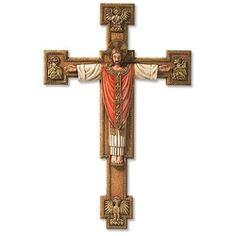 Christus Rex, Christ the King, Crucifix, 12