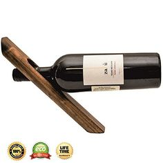 Wine Racks - Wine Holder by Weenca  Balancing Wine Bottle Holder  Best Buy For Wine Lovers  Lifetime Guarantee -- You can find more details by visiting the image link.
