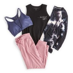 The 10 Best Subscription Boxes To Get Right Now Loungewear Outfits, Athleisure Outfits, Sporty Outfits, Athletic Outfits, Cute Lounge Outfits, Fitness Fashion, Fitness Style, Fitness Outfits, Fitness Gear