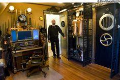 Bruce Rosenbaum: steampunk interior design's unlikely leader