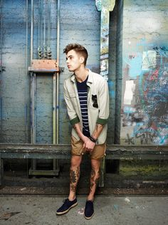 Urban Outfitters Men's SS12 Lookbook | FashionBeans