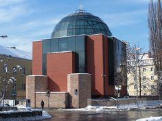 Synagogue Graz, Austria