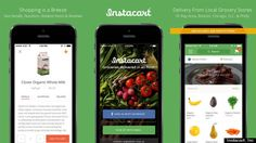 'Instacart' App Does Your Boring, Weekend-Ruining Grocery Shopping For You