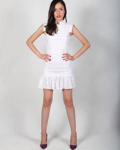 Beyaz elbisemizi sipariş vermek için DM den ulaşabilirsiniz  #butik #ankara #dress #elbise #yenisezon #yaz #pantolon #istanbul #istanbul #instagood #instalike #instalove