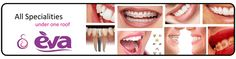 We offer all kind of dental treatments like Scaling, Root canal Therapy, Fillings, Crown and Bridges, Gum surgeries, Children Dentistry, Orthodontics, Dentures, Oral surgery etc. under one roof.  Click here for more infor mation about Eva Maternity Home & Endoscopy Center: http://www.evahospital.co.in