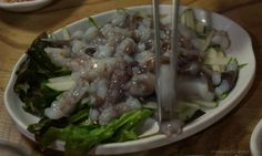 Corea del Sur | South Korea | Korean Food | Comida coreana | Sannakji