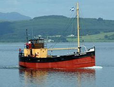 Share This: We told you a little about the Clyde Puffer Vital Spark and Captain Para Handy before, when we posted Lochinvar Clyde Puffer plans. Vital Spark is a fictional puffer in stories of...
