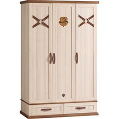 Trendy boys 3 door wardrobe that adds a touch of class to your teen boys room. Let your growing teenage boy enjoy the versatility that comes from the design of our wardrobe. Childrens Wardrobes, Storage Solutions, Tall Cabinet Storage, Furniture, Design, Home Decor, Amor, Decoration Home, Room Decor