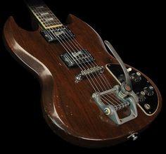 1971 Gibson SG in Walnut