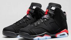"wholesale dealer d2a43 26407 Air Jordan 6 GS ""Infrared"" Color  Black Infrared 23-Black Style"